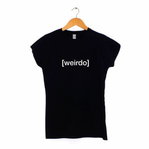 Weirdo T-Shirt Vari Colori Hipster