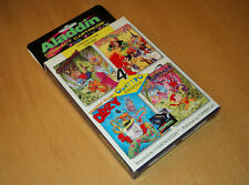 Nintendo NES 8 Bit US NTSC spel game ALADDIN QUATTRO ADVENTURE NEW complete OVP