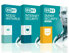 Eset NOD32 Antivirus license key 2020 ( 1 User - 1 Year)