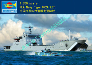 TRUMPETER 06728 1/700 Scale PLA Navy Type 072A LST Model Kit