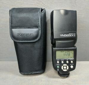 Yongnuo TTL YN565 EX II Flash Device for Canon EOS Camera
