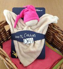 KEPTIN JR en Coton Organique Jouet ZMOOZ Couette Couverture poupée Grand-Rose 18...