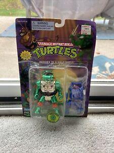 TMNT Warrior Metalhead Michelangelo Playmates 1995 Teenage Mutant Ninja Turtles