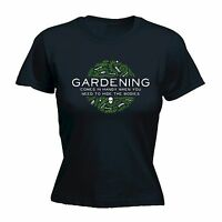 Gardening Hide The Bodies WOMENS T-SHIRT hobby tools garden funny mothers day