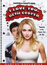 I Love You Beth Cooper (DVD, 2009)