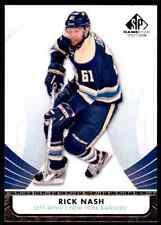 2012-13 SP Gamed Used Rick Nash #34