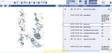 Genuine Gearshift Shifter Knob Boot For Audi A4Q5 8K1713139A TAJ Grey Leather