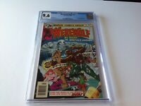 WEREWOLF BY NIGHT 39 CGC 9.6 WHITE PAGES BROTHER VOODOO MARVEL COMICS