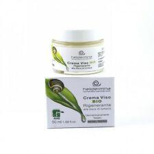 Crema Viso Rigenerante Bio Bava di Lumaca Antietà Idratante 50ml Helidermina