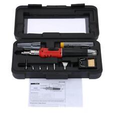 Professional Butane Gas Soldering Iron Kit Hs-1115K Welding Kits Torch Tools New