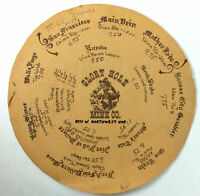 1970's Original Menu GLORY HOLE MINE CO. Restaurant Dallas Texas