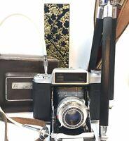[NEAR MINT] FUJI Super Fujica 6 Six  Folding Camera  + Rectar 75mm F/3.5 NICE