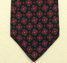 "BANANA REPUBLIC silk tie made in Italy width 4"""