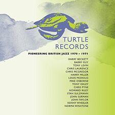 Turtle Records: Pion - Turtle Records: Pioneering British Jazz 1970-1971 [New CD