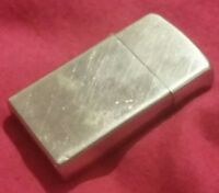 Vintage slim Zippo lighter ANTIQUE ESTATE SALE FIND true vintage