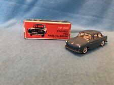 Tekno Blue Volkswagen VW 1500 828 Mint!!! w/ Original Box!!!