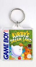 KIRBY'S DREAM LAND NINTENDO GAME BOY KEYRING LLAVERO