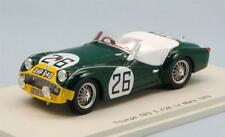 Triumph Tr3 S N.26 50Th Lm 1959 P.Bolton-M.Rothschild 1:43 Spark S1396