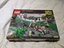 Lego 5975 T-Rex Transport Open Box - Bags Sealed
