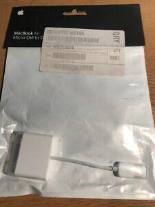 New Genuine Apple Mini-DVI to DVI Adapter - M9321G/B