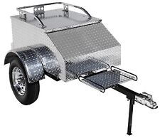Motorcycle Trailer Touring Cargo Tow Pull Behind Goldwing Can Am Spyder & More