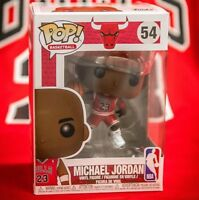 Funko Pop Michael Jordan NBA#54 Basketball Bulls Presell Trusted Seller