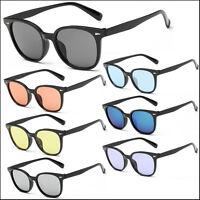 Fashion Eyewear Mens Womens Classic Sunglasses Vintage Color Shade UV400 Glasses