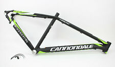 """Cannondale Catalyst 27,5 """" Aluminium Mountain Bike Frame 1 1/8 Inches 9 X 135 MM"""