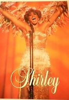 Shirley Bassey- NEW 1996 Tour Program / Book  FREE SHIPPING TO U.S.!