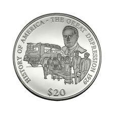 elf Liberia 20 D 2000 Am History  The Great Depression