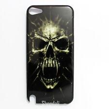 Horror Skull Hard Case Cover Skin for Apple iPod Touch 5 Gen 5th Generation 5G