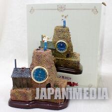 RARE Laputa Castle in the Sky Puzu's House Clock Ghibli Hayao Miyazaki JAPAN