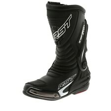 RST TRACTECH EVO 3 SPORT MOTORCYCLE BOOT BLACK 44