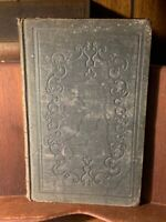 RARE 1854 Treatise Mental Disorders John Peters Marijuana Cannabis Hash Opium !!