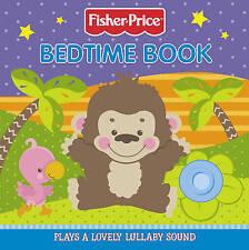 Fisher-Price - Bedtime Book. Sound Board Book, Rachel Elliot, New Book