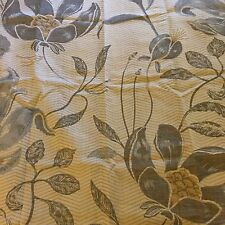 ANTHROPOLOGIE Bedding Set Catamarca Magnolia Floral Twin Duvet Cover Euro Sham