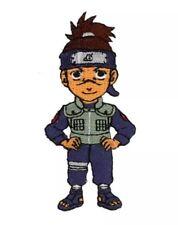 Naruto Iruka Patch Iron On Authentic Licensed Anime Manga Cosplay Costume *NEW*
