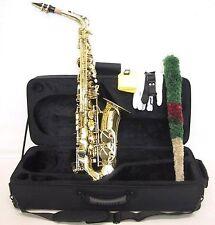 "*HOLIDAY SPECIAL* ""Sky"" Alto Saxophone w Versatile Case + Ten (10) reeds"