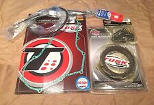 Honda ATC 250R 1985 Tusk Clutch, Springs, Cover Gasket, & Cable Kit
