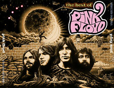 Pink Floyd  The Best Of  4-CD Greatest  Dark Side Of The Moon  The Wall  Animals