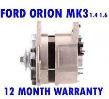 FORD ORION MK3 MK III (GAL) 1.4 1.6 1990 1991 1992 1993 ALTERNATOR