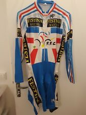 maillot cycliste MOREAU suit  tour de france cycling jersey radtrikot team issue
