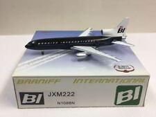 Jet-X 1:400 Braniff Internation Tristar L-1011 Black Jellybean JXM222 N108BN