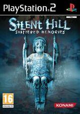 Playstation 2 Silent Hill Shattered Memories Multilingual DT Game Spiel Neu OVP