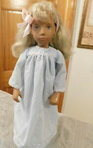 "SASHA 16"" Doll Vintage - Blond Hair Blue Eyes VERY Gently Used"