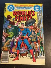 Worlds Finest Comics#279 Awesome Condition 6.0(1982) Four Stories !!