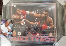 More details for signed mike tyson framed exact photo proof