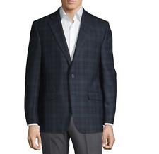 Lauren Ralph Lauren Ultra Flex Check Wool-Blend Suit Jacket 400$ 46L