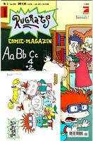 RUGRATS Comic-Magazin Nr. 1 - Carlsen Verlag (1999)