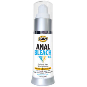 Body Action Anal Bleach💕Brightening Lightning Intimate Areas Vaginal Gel Cream